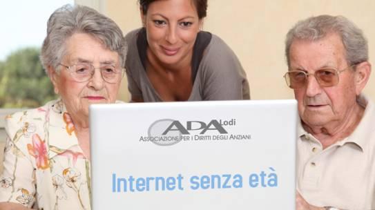 ADA Lodi: Progetto Internet senza età