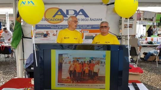 Volontariato: ADA Lodi in piazza