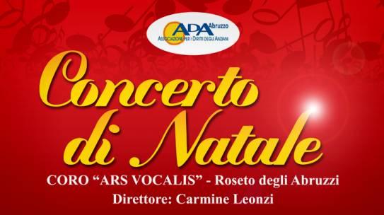Concerto di Natale 2018 – ADA Abruzzo