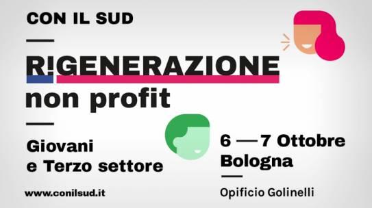 Rigenerazione non profit: giovani del Terzo settore