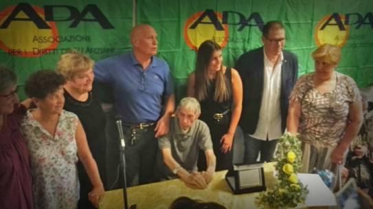 Fine festa di Oasi Centro Anziani Favaro