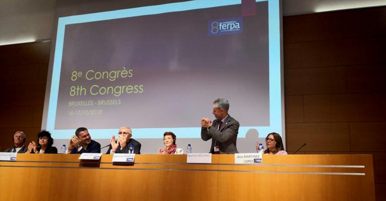 A. Siciliano eletto Segretario gen.le Ferpa