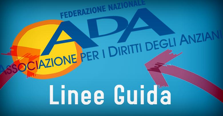 Le linee guida della Federazione Naz.le ADA