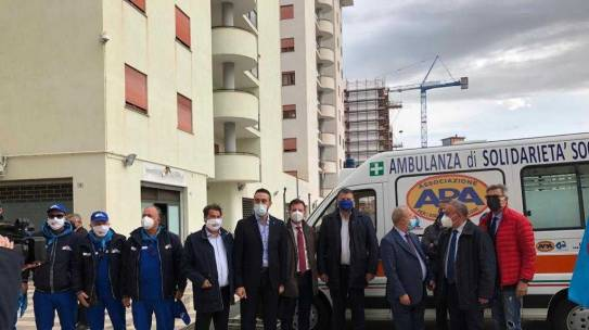 'Un'Ambulanza per Amica'