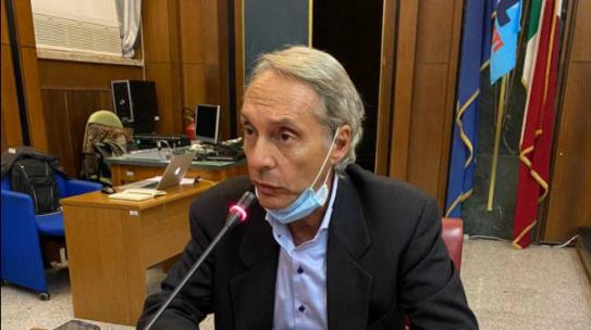 """Intervento del Presidente ADA Alberto Oranges al convegno """"Incontriamoci, ricostruiamo il futuro""""."""